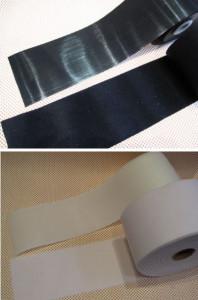 Velcro Blanc ou noir spécial poupée