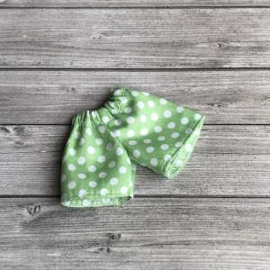 Short pour Pullip pois verts